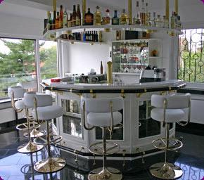 Hausbar Design bar hausbar